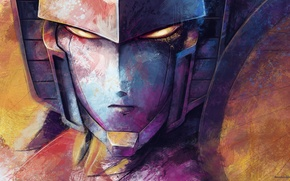 Картинка art, Starscream, Armada