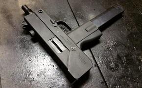 Картинка компактный, пистолет-пулемёт, MAC-10, Ingram