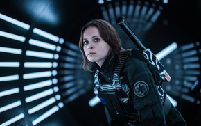 Картинка Felicity Jones, Rogue One, Jyn Erso, A Star Wars Story