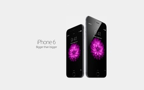 Картинка Apple, metal, powerful, surface, iPhone6, a new generation, power efficient, Larger, creating, of iPhone that's …