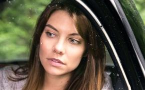 Обои Кукла, Lauren Cohan, Лорен Кохэн, 2016, в фильме, The Boy