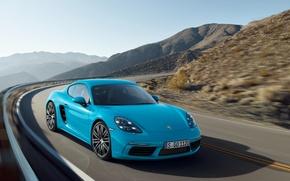 Картинка Porsche, Cayman, порше, кайман