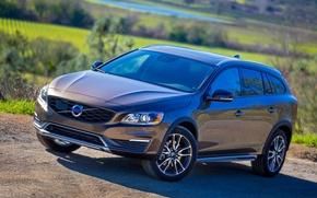 Картинка Volvo, V60, 2015, Cross, Country