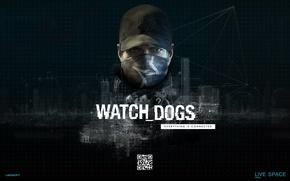 Картинка Ubisoft, Watch Dogs, LiVE SPACE