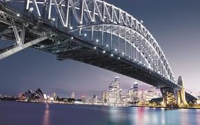 Картинка мост, сидней, австралия
