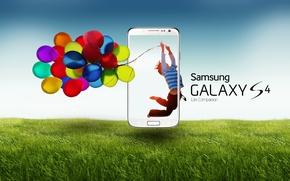 Картинка самсунг, Samsung, galaxy s4