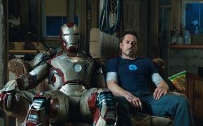 Картинка железный человек, младший, iron man, Robert Downey Jr., Роберт Дауни