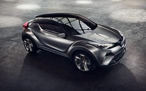 Картинка Concept, концепт, Toyota, 2015, C-HR, тоёта