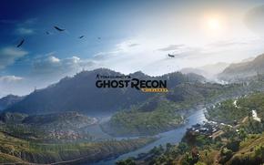 Обои Tom Clancy's Ghost Recon Wildlands, Ubisoft, Горы
