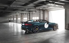 Картинка Jaguar, F-Type, Project 7, 2015