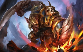 Картинка hon, Predator, Heroes of Newerth, APEX
