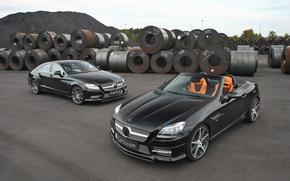 Картинка Mercedes, 2012, мерседес, Carlsson, UK-spec, R172, CB 25 S