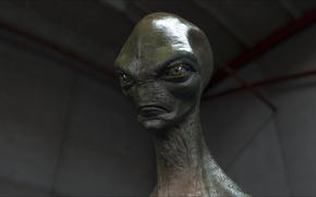 Картинка инопланетянин, aliens, fantastic, portrait, other