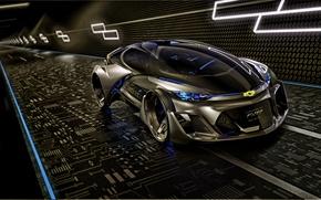 Картинка Concept, Chevrolet, концепт, шевроле, 2015, FNR