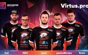 Картинка global offensive, poland, cs:go, neo, virtus pro, taz, byali, pashaBiceps, snax, epicenter