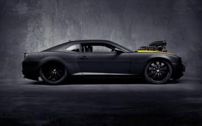 Картинка тюнинг, muscle car, шевролет камаро, chevrolet camaro
