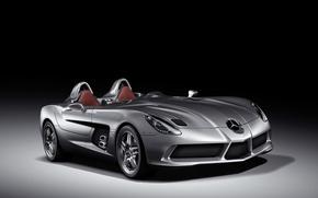 Обои Mercedes-Benz, SLR Stirling Moss, родстер