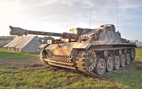 Картинка войны, штурмгешютц, Sturmgeschütz, орудие, StuG III, мировой, Второй, времён, штурмовое, Ausf G