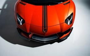 Картинка car, Vorsteiner, tuning, автообои, Lamborghini Aventador, LP-740