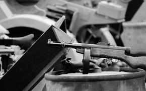 Картинка оружие, Пистолет-пулемёт, Дегтярёва, ППД
