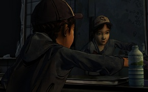 Картинка Game, Clementine, TheWalkingDead