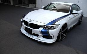 Картинка BMW, 2014, 4Series, Tuned by 3D Design