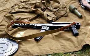 Картинка системы, пистолет-пулемёт, 62-мм, ППС-42/43, Судаева