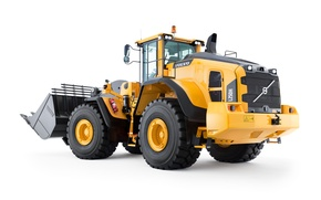 Картинка volvo, big, wheelloader, l250h