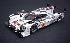 Картинка Porsche, порше, Hybrid, 2015, 919