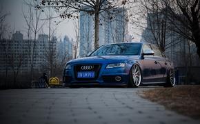 Картинка Audi, ауди, stance