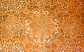 Картинка узор, объем, орнамент, рельеф, арабеска