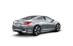 Картинка Concept, Subaru, Legacy