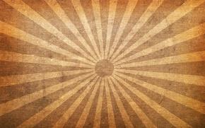 Картинка солнце, лучи, полосы, фон, текстура