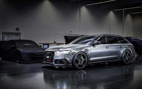 Картинка авант, 2015, ABT, Avant, ауди, Audi