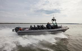 Картинка boat, speed boat, RIB, BK-10