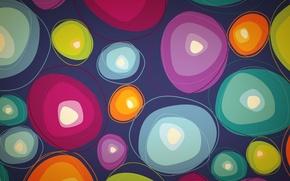 Картинка вектор, узор, краски, текстура, пятно