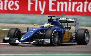 Картинка Formula 1, Sauber, C34, Ericsson