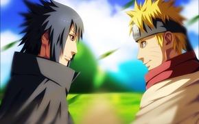 Картинка game, anime, friendship, sharingan, ninja, hero, asian, manga, hokage, Uchiha Sasuke, shinobi, japanese, Naruto Shippuden, …