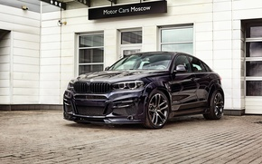 Картинка F16, бмв, BMW, lumma design
