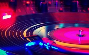 Картинка музыка, music, пластинка