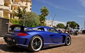 Картинка Porsche, Gemballa, Carrera GT, Mirage GT