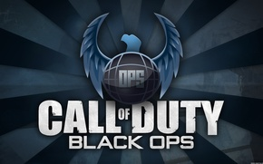 Картинка black, call of duty, duty, call, ops, cod