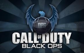 Картинка black, call of duty, duty, call, ops, cod
