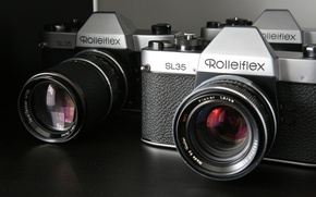Картинка макро, камера, Rollei SL35