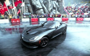 Картинка car, Dodge, game, speed, Driveclub