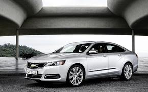 Обои Impala, импала, Sedan, шевроле, седан, Chevrolet