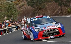 Картинка Citroen, DS3, Rally, Kubica, WRC2, ERC