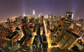 Картинка Нью-Йорк, Манхеттен, Millennium, Manhattan, New York City, hotel
