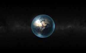 Обои земля, Планета