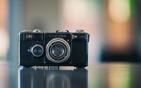 Картинка фон, камера, Contax